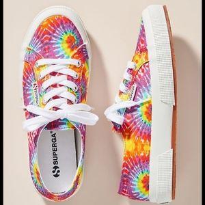 Superga 2750 Tie Dye Sneakers